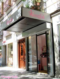 Vintage Nails: Wangbii: tienda de cosmética coreana en Madrid