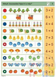 Logico feladatok Ovisoknak - Katus Csepeli - Picasa Webalbumok Lessons For Kids, Math Lessons, Kindergarten Math, Teaching Math, Sequencing Cards, I Love School, Fun Math, Maths, Montessori Toddler