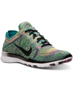 Nike Free Tr Flyknit 5,0 Cheveux Multicolores
