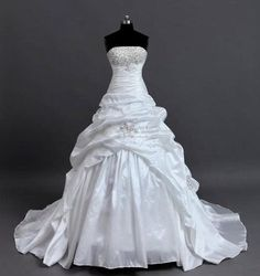 Please add Charlene's Brides! :-) Tailor-Made 'Mandi' Wedding Dress £329.99 Established team of highly skilled dress makers specializing in custom-size with a website in the top 5% of the world. Seen a design elsewhere? but can't afford the price tag? send in your images and we'll make it for an affordable fee We offer over 100 beautiful colours! Free delivery in the uk and we do offer worldwide shipping (contact us for pricing) www.tailorwedding.com