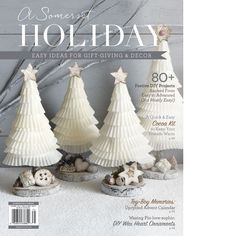 A Somerset Holiday Volume 11 - Stampington & Company