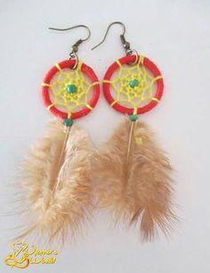 #earrings #dreamcatcher #reagge