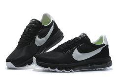 Nike x Fragment Men's Running Shoes Black White