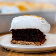 Easy Carrot Cake, Tasty Chocolate Cake, Homemade Chocolate, Chocolate Flavors, Peanut Butter Sheet Cake, Peanut Butter Desserts, Sheet Cake Recipes, Cake Mix Recipes