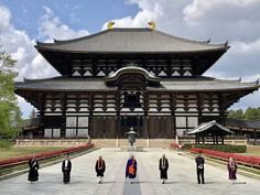 Last month, Todai-ji temple, a Buddhist temple in Nara, Japan, unveiled a powerful initiative. They called on religious leaders and believers of all faiths across Japan to come together -- not ph Todai-ji Temple, Buddhist Temple, Japanese Temple, Landscape Pictures, Nara, Gazebo, Portrait Photography, Scene, The Incredibles