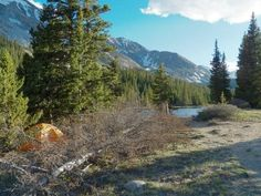 A tent with a view: The best backcountry camping in Colorado
