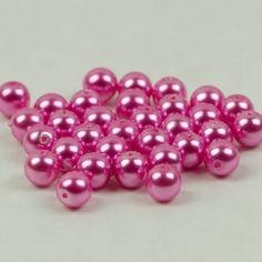 Pearls, Czech Glass