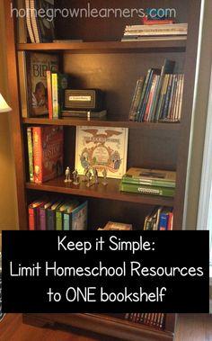 Deepen Your Homeschool Through Simplification — Homegrown Learners