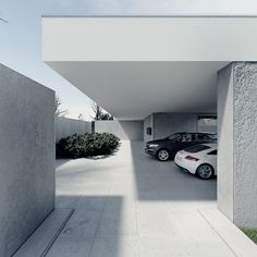 Carport privacy