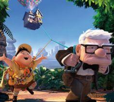 """""""Oben"""" - Kino-Tipp - Mit """"Oben"""" erreicht die noch kurze Geschichte des Animationsfilms einen Höhepunkt."""