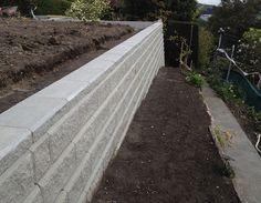 driveway retaining walls | DiggersNZ Christchurch | Driveways - Retaining Walls…