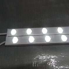 advertising led china 2015!led light strip for light box backlight with lens