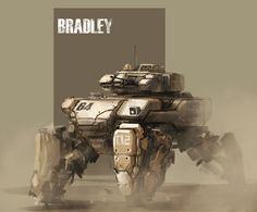 Bradley-Final Design by *ProgV on deviantART