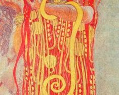 University of Vienna Ceiling Paintings Gustav Klimt art for sale at Toperfect gallery. Buy the University of Vienna Ceiling Paintings Gustav Klimt oil painting in Factory Price. All Paintings are Satisfaction Guaranteed Gustav Klimt, Art Klimt, Art And Illustration, Art Nouveau, University Of Vienna, Art Amour, Ceiling Painting, Arte Floral, Art Graphique