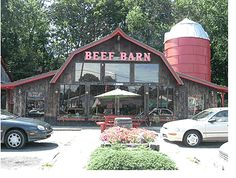 Best burger in the Ocean State, hands down, no question.   Beef Barn in N. Smithfield.  #VisitRhodeIsland