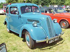 1957 Ford Popular 103G (1172cc S4 side valve Engine)