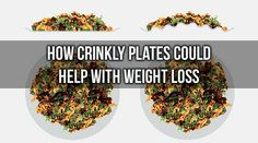 Experts say this innovation can be an alternative for those who choose smaller plates. Health Articles, Health Tips, Small Plates, Weight Loss, Eat, Food, Losing Weight, Essen, Meals