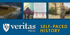Veritas Press Review-an excellent history programme that we enjoyed. #homeschool history