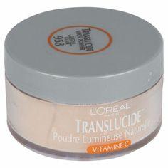 L'Oreal Translucide Naturally Luminous Loose Powder