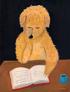 Maira Kalman's Beloved Dogs - The New Yorker