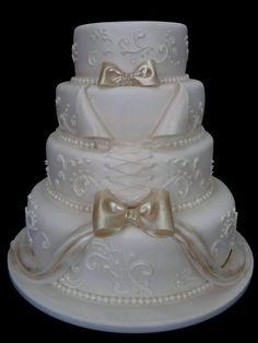 Wedding cake — Round Wedding Cakes