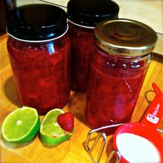 Simple Berry Sauce--only three ingredients and no cooking.