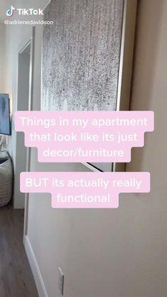 Apartment Needs, Apartment Hacks, 1st Apartment, Dream Apartment, Apartment Living, Girl Apartment Decor, First Apartment Checklist, First Apartment Decorating, Home Organization Hacks