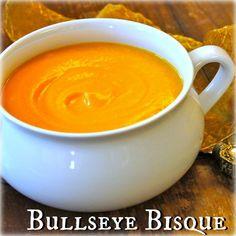 Bullseye Bisque--Pretty close!