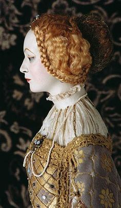 Alexandra doll - Queen Isabella of Portugal