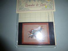 Lavender & Lace Angel of Light Counted Cross Stitch by BathoryZ