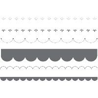 All Scallops Stamp Brush Set - Digital Download - by Stampin' Up!