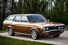 1974 Mazda RX4 wagon