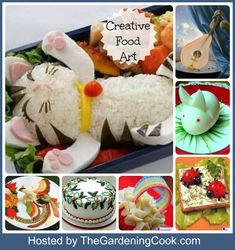 Food Art – Artistic License in the Kitchen
