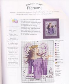 Just Cross Stitch Patterns (p 681.)   Learn crafts is facilisimo.com