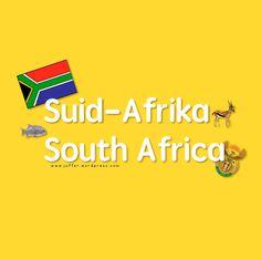 Suid-Afrika, South Africa, simbole