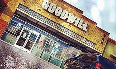 Goodwill Blue Hanger vintage store, Austin, Texas~ 6505 Burleson Rd., Austin, TX  (512) 681-3301