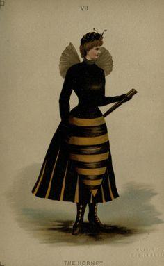 """Fancy Dresses Described""   Retronaut"
