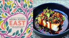 Meera Sodha's East reveals the best use for tofu you've ever seen Appetizer Recipes, Appetizers, Tofu Dishes, Veggie Noodles, Vegetarian Entrees, New Cookbooks, Tofu Recipes, Plant Based Recipes, Stuffed Peppers