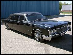 1968 Lincoln Lehmann Peterson   Mecum Auctions $13,500