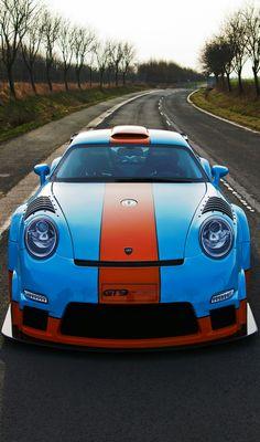 2012 based on the Porsche 997 Turbo Porsche 997 Turbo, Porsche 911, Icon Cars, Porsche Classic, Amazing Cars, Car Show, Motor Car, Exotic Cars, Supercars