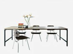 La maison d'Anna G.: Vipp table