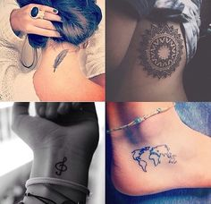Tattoo ideas travel feather aztec pretty simple