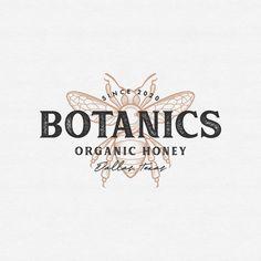 "Logo & Branding Design au postat pe Instagram: ""Botanics Organic Honey Logo Design . . . #logodesigner #logo #vintagedesign #vintagelogo #vintage…"" • Vezi 61 fotografii şi clipuri video în profilul lor. Eid Card Designs, Honey Logo, Logo Branding, Logos, Logo Design, Graphic Design, Logo Nasa, Thoughts, Stamps"