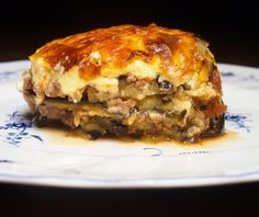 Blond Kitchen: Moussaka