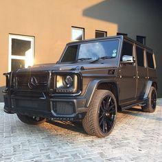 G wagon - Mercedes