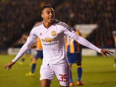 Minute-by-minute report: Goals from Chris Smalling, Juan Mata and Jesse Lingard helped Manchester United avoid another embarrassing cup defeat Manchester United Fa Cup, Shrewsbury Town, Premier League Teams, Jesse Lingard, Gareth Southgate, Transfer News, Latest Sports News, Man United, Arsenal Fc