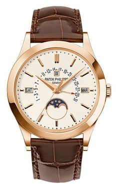 5e3a82ee17f1 Rose Gold - Men - Grand Complications 39.5 mm Patek Philippe, Philippe  Watch, Latest
