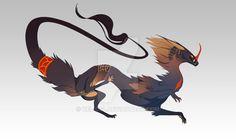 Dragon Adopt Auction {CLOSED} by Kel-Del.deviantart.com on @DeviantArt