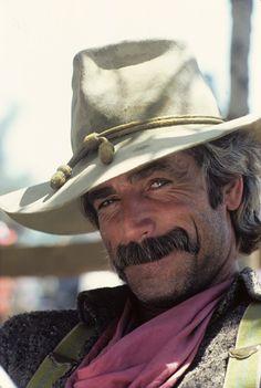 """The Shadow Riders""Sam 1982 Gene Trindl - Image Sam Elliott Pictures, Sam Eliot, Shadow Riders, Gorgeous Men, Beautiful People, Dude Perfect, Tom Selleck, Western Movies, Handsome Actors"