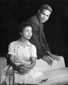 Ruby Dee and Ossie
